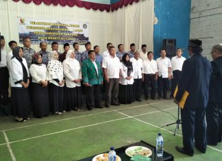 Pelantikan Forum Komunikasi PKBM Kabupaten Bandung
