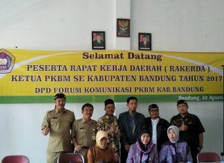 Rakerda PKBM Kabupaten Bandung